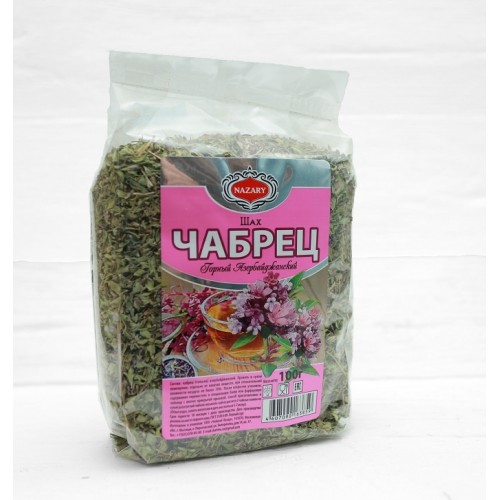 Чабрец сушёный Азербайджанский, 100 гр.