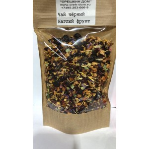 Чай чёрный «Наглый фрукт»