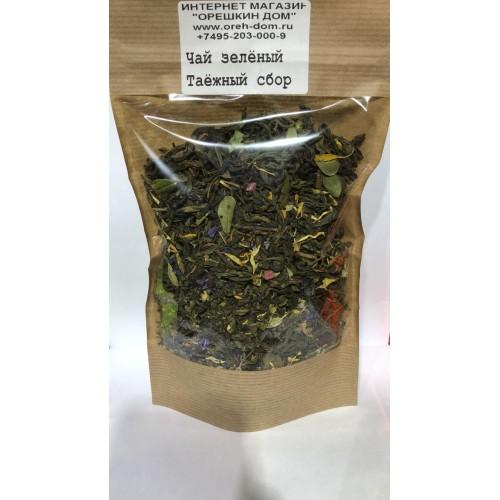 Чай зелёный «Таёжный сбор»