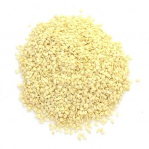 Семена кунжута белые