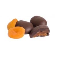 Курага в тёмном шоколаде